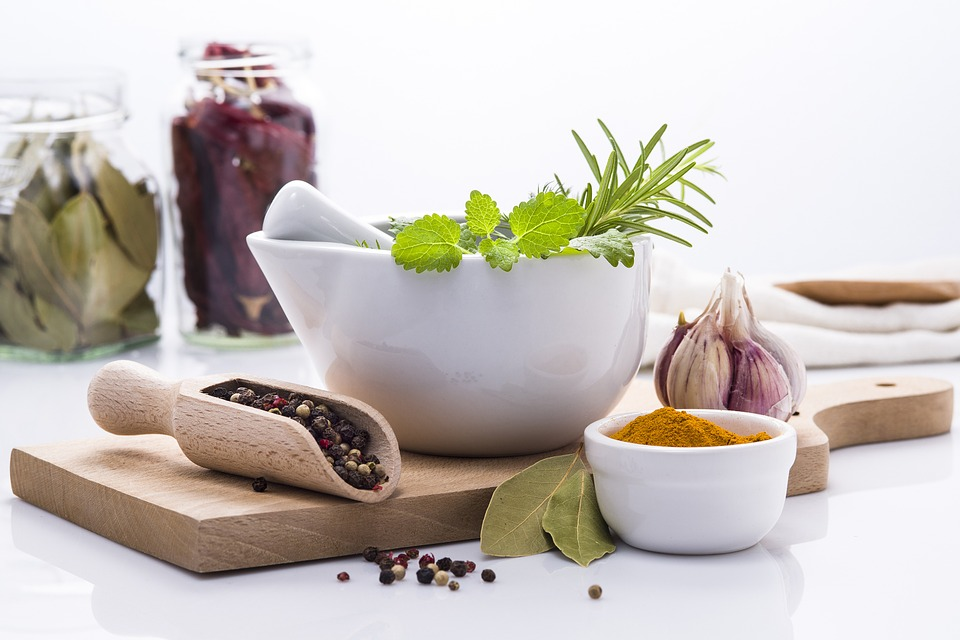 Herbs and spices for monsoon