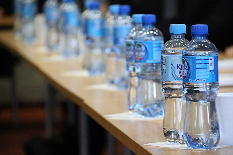 Bottled Water affects on teeth